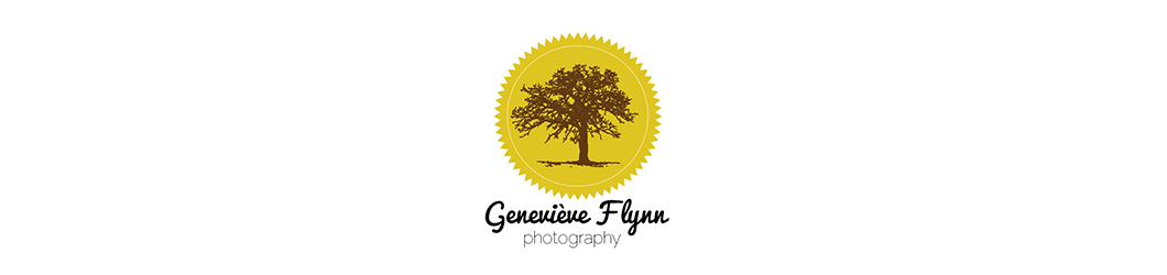 Geneviève Flynn Photography Blog logo